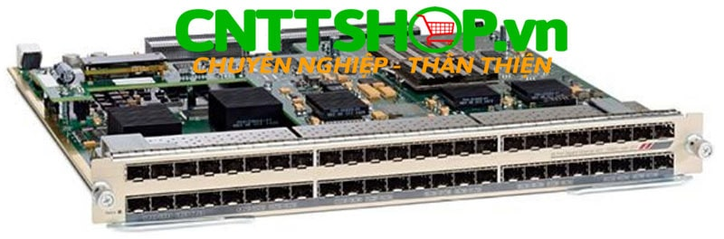 Cisco C6800-48P-SFP-XL= Catalyst 6800 48 Ports 1GE fiber module with integrated DFC4-XL Spare