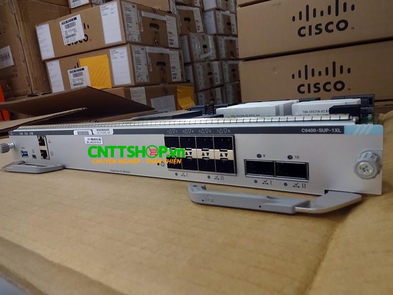 C9400-SUP-1XL Cisco Catalyst 9400 Series Supervisor 1 Module