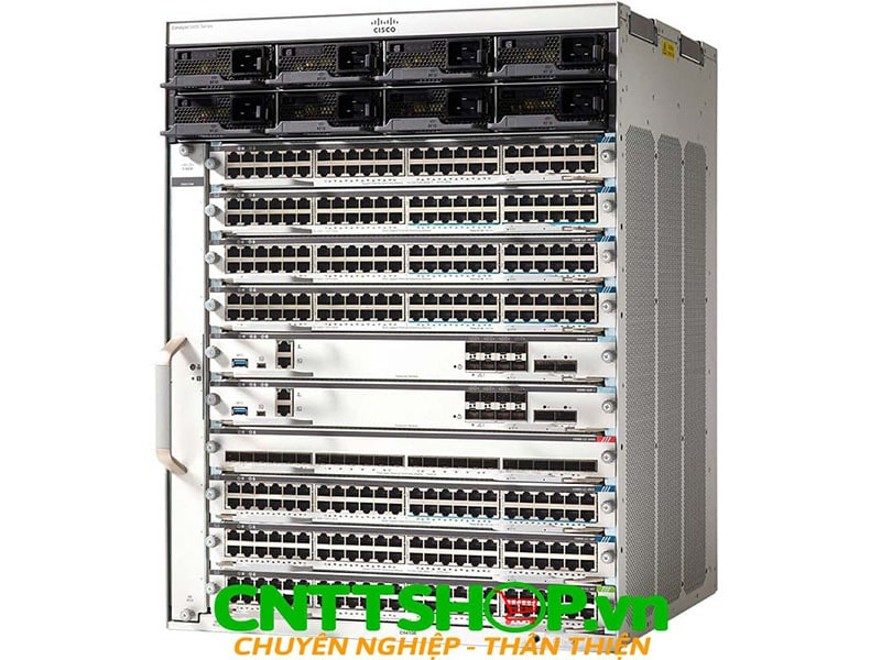 Switch Cisco C9410R Catalyst 9400 Series 10 Slot Chassis