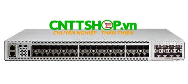 Switch Cisco C9500-48X-A 40 Ports 10G, 8 x 10GE Network Module, NW Adv. License