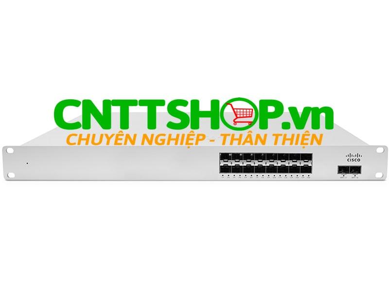 Switch Cisco Meraki MS410-32 Layer-3 32-port 1Gbe SFP - CNTTShop