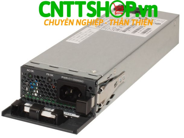 Cisco PWR-C5-1KWAC Catalyst 9200 1000WAC Power Supply
