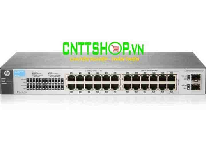 Switch HPE J9801A OfficeConnect 1810 24 v2 | Image 1
