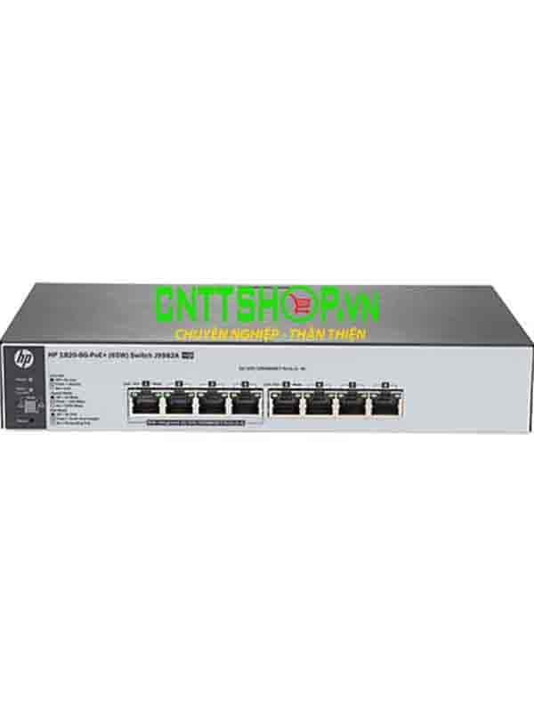 Switch HPE J9982A OfficeConnect 1820 8G PoE+ (65W) | Image 1
