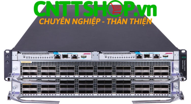 HPE JH345A FlexFabric 12902E Switch Chassis