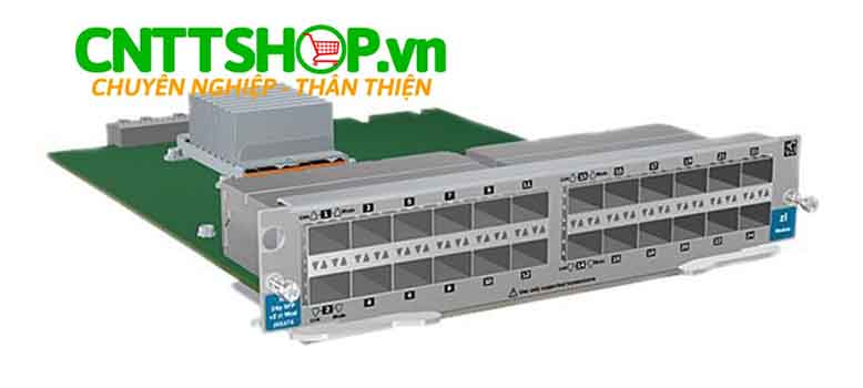 Expansion Module Switch HP J9537A 24-port