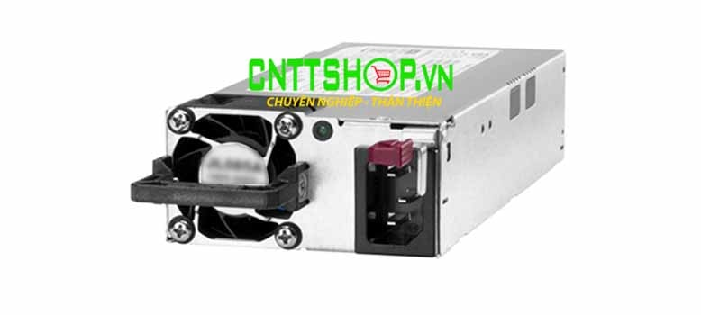 Nguồn switch HPE J9738A X332 575W 100-240VAC to 54VDC Modular Power Supply