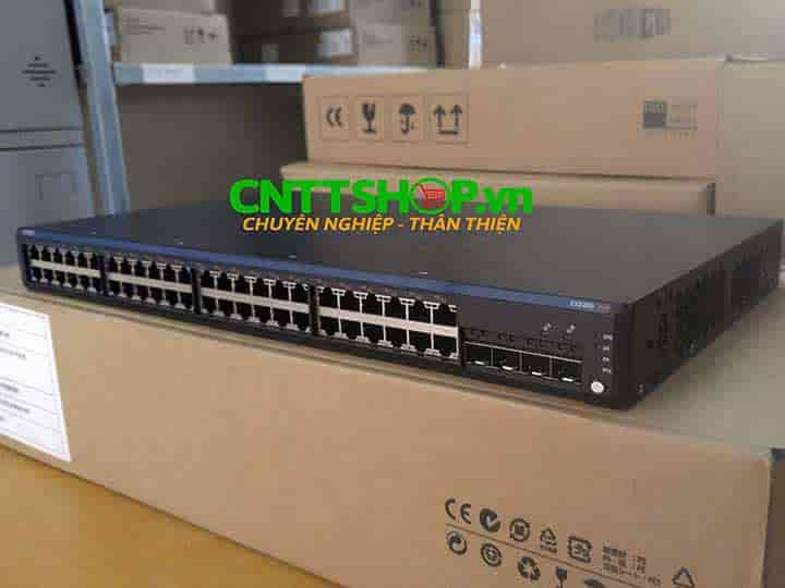 EX2200-48P-4G Switch Juniper 48 Ports PoE+ 4 SFP Slot | Image 1