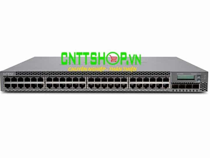 EX3300-48T-BF Switch Juniper 48 Ports Data 4 SFP+ Uplink Slot | Image 1