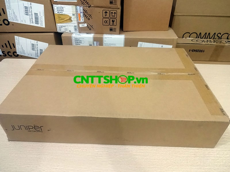 EX3300-24T Switch Juniper 24 Port 10/100/1000BaseT with 4 SFP+ | Image 7
