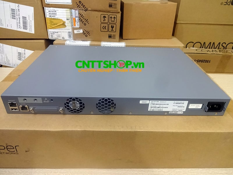 EX3300-24T Switch Juniper 24 Port 10/100/1000BaseT with 4 SFP+ | Image 5