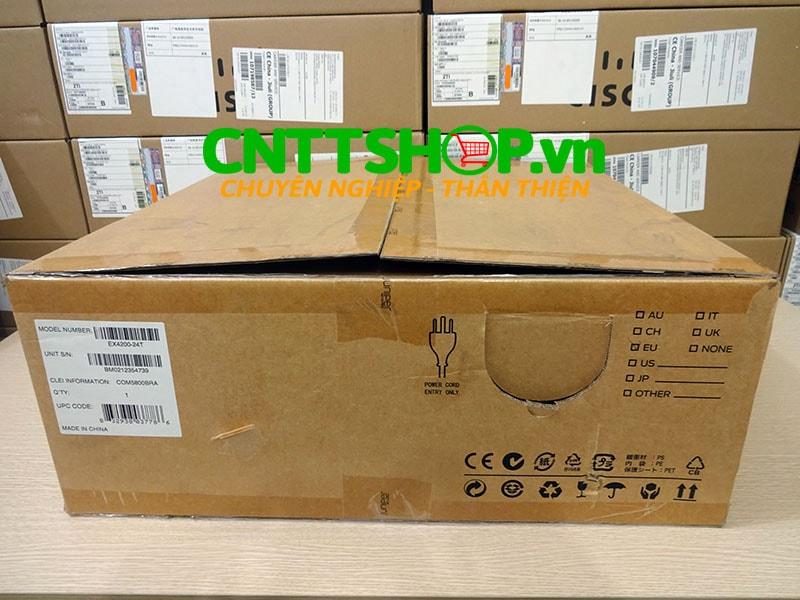 EX4200-24T Switch Juniper 24 Port GE (8-ports PoE) 320WAC PSU | Image 4