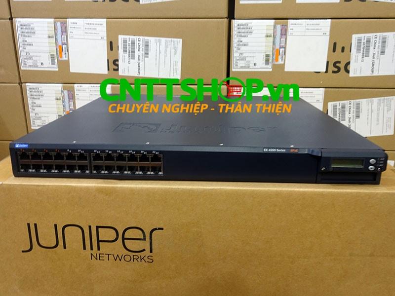 EX4200-24T Switch Juniper 24 Port GE (8-ports PoE) 320WAC PSU | Image 8