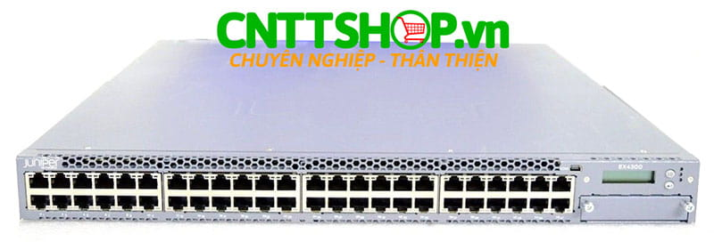 EX4300-48P-S-S Switch Juniper EX4300 Spare Chassis 48 Port PoE+