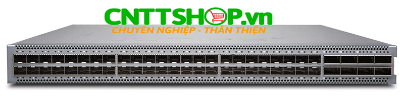 EX4650-48Y-AFO Switch Juniper EX4650 48 Port 25GbE, 8 Port 100GbE, front to back airflow