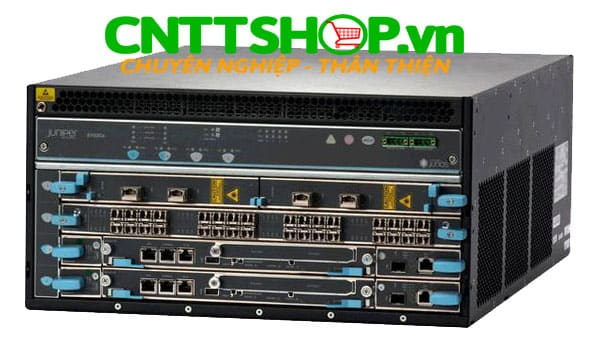 EX9204-REDUND-DC Switch Juniper Base EX9204 4 Slot Chassis