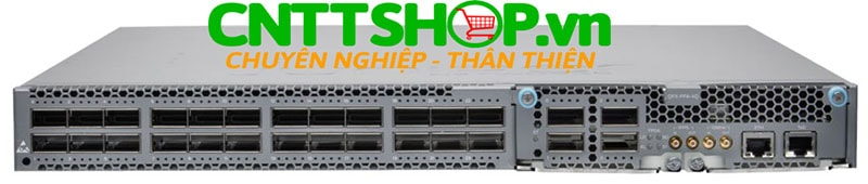 Switch Juniper QFX5100-24Q-AA-AFI 24 QSFP ports, Double-wide Expansion Slot