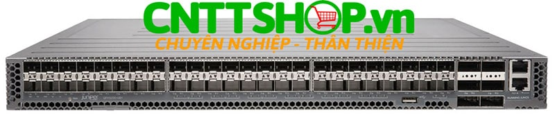 Juniper QFX5200-48Y-DC-AFI QFX5200-48Y 48 SFP+/SFP28 ports, back-to-front airflow