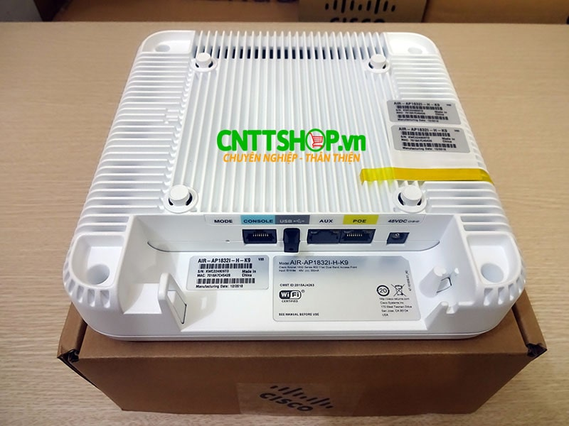 AIR-AP1832I-H-K9 Cisco Aironet wireless 1830 Series Access Point | Image 2