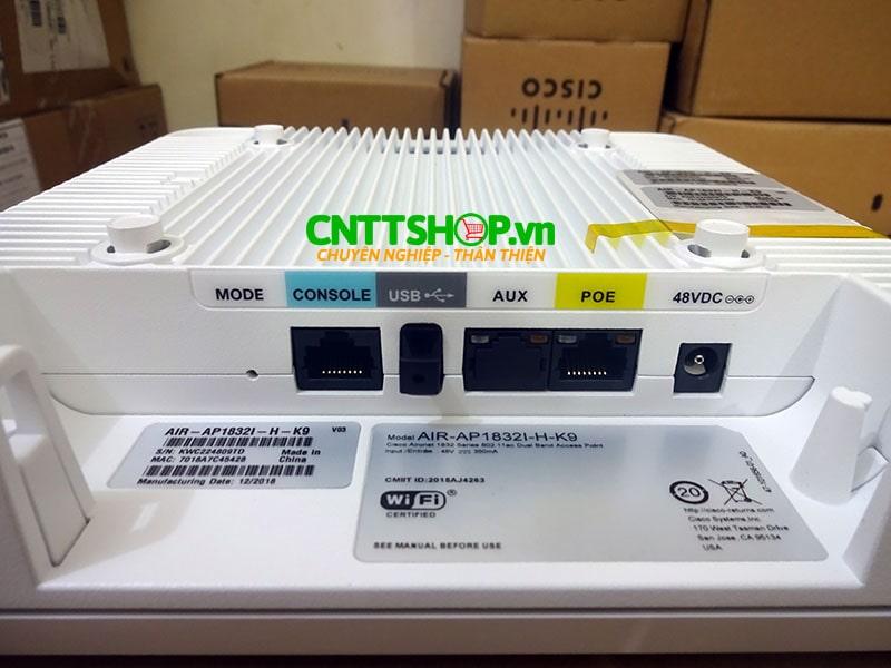 AIR-AP1832I-H-K9 Cisco Aironet wireless 1830 Series Access Point | Image 3