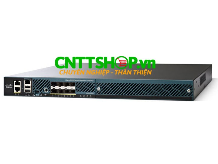 AIR-CT5508-25-K9 Cisco 5508 Series Wireless Controller for up to 25 APs | Image 1