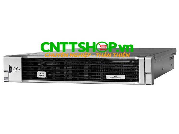 AIR-CT8540-K9 Cisco 8540 Wireless Controller with rack mouting kit | Image 1