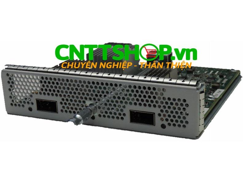 C9800-2X40GE Cisco Catalyst 9800-80 2 Port 40 GE Module | Image 1