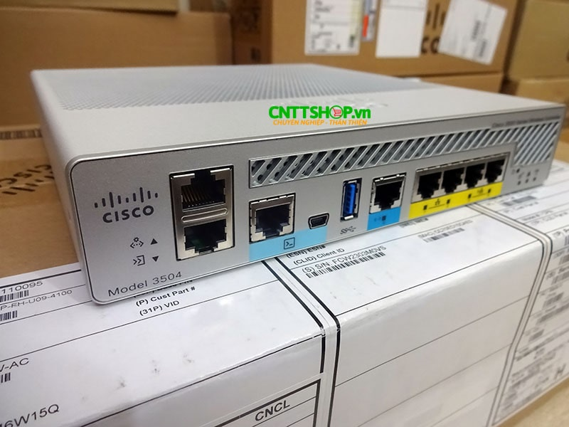 AIR-CT3504-K9 Cisco 3504 Wireless Controller | Image 2