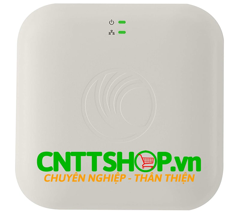 Cambium C000100W400A cnPilot E400 802.11ac dual band 2x2 Access Point; PoE injector