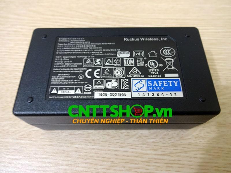 902-0162-XX00 Ruckus 24W 48 VDC PoE Injector | Image 3