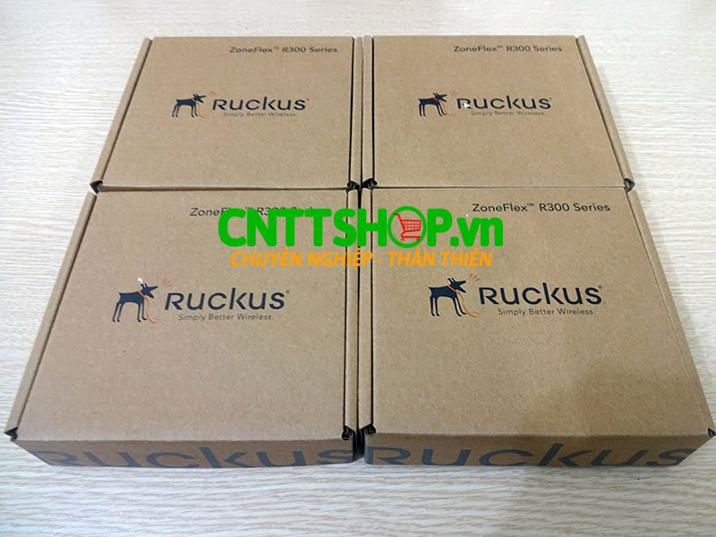 901-R300-WW02 Ruckus ZoneFlex R300 Indoor dual-band 802.11n Wi-Fi Access Point | Image 7