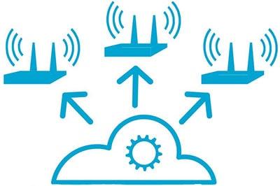 quản lý tập trung wifi trong doanh nghiệp