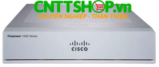 Cisco Firewall FPR1010-NGFW-K9 with Firepower Service