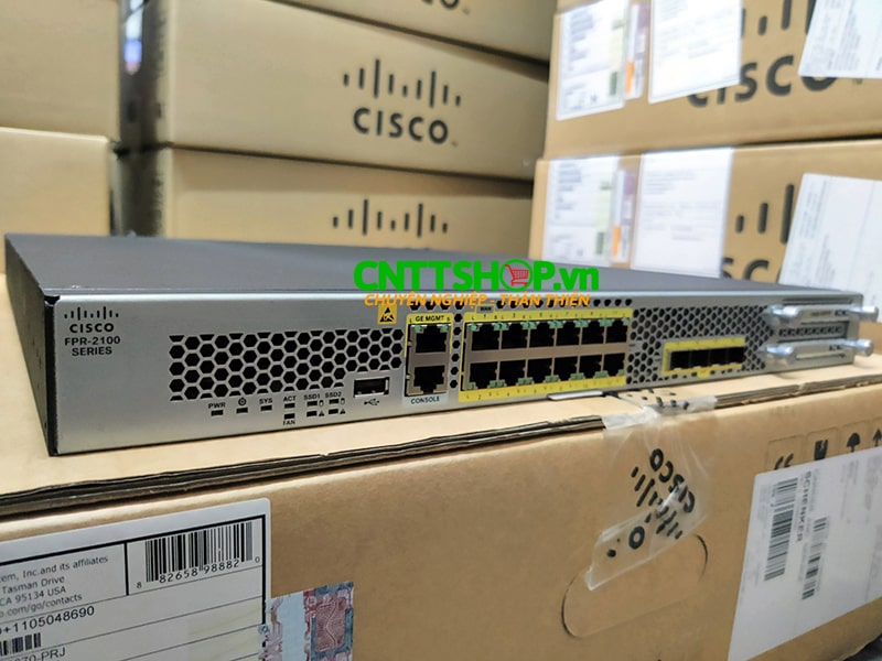 Cisco Firewall FPR2110-FTD-HA-BUN with Firepower Threat Defense
