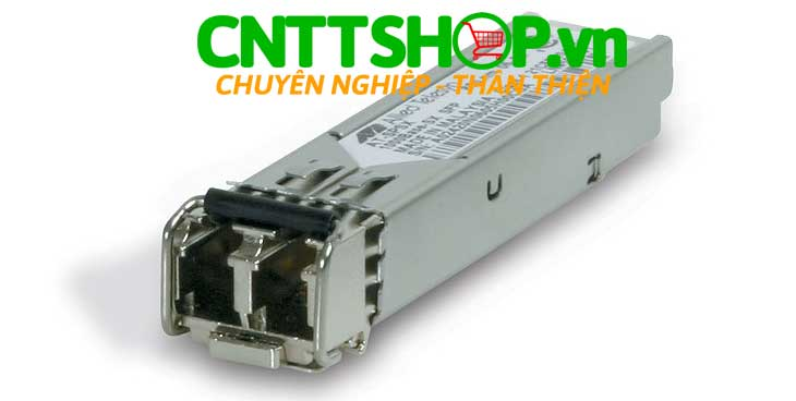 Hình ảnh Allied Telesis AT-SPLX40/E 1000LX SFP, LC, SMF, (40 km) Ext. Temp