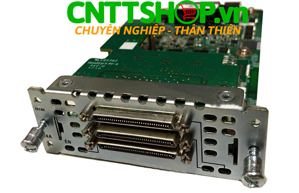 Cisco NIM-24A  24 Ports Async WAN Interface Asynchronous Module