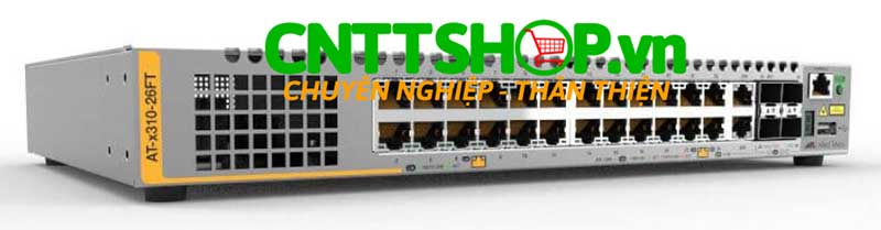 Hình ảnh Switch Allied Telesis AT-x310-26FT