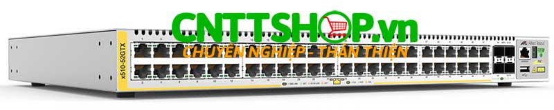 Hình ảnh Switch Allied Telesis AT-x510-52GTX-50
