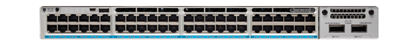 Cisco Catalyst C9300-48U-A-UL 48-port UPOE, Network Advantage.