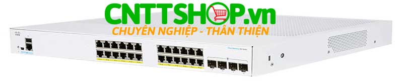 Switch Cisco CBS250-24PP-4G-EU