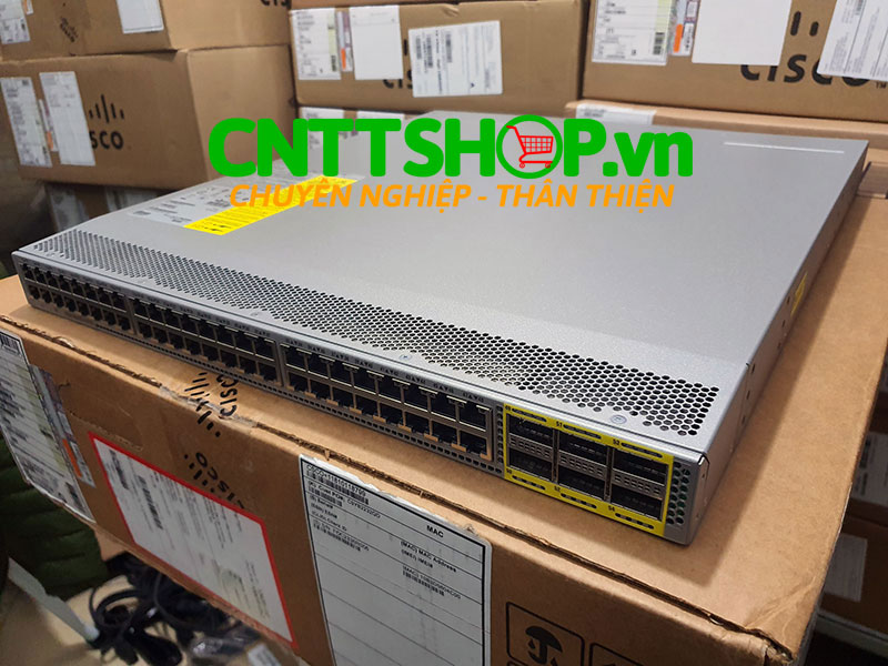 Switch Cisco Nexus N3K-C3172TQ-32T