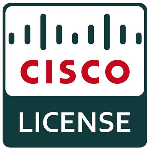 Cisco SL-1100TG-SEC-K9 Security License.